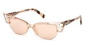 Köp eller förstora dena bild,  DSquared2 Eyewear  DQ0341-74U.