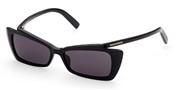 Köp eller förstora dena bild,  DSquared2 Eyewear  DQ0347-01A.