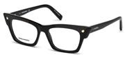 Köp eller förstora dena bild,  DSquared2 Eyewear  DQ5234-001.