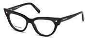 Köp eller förstora dena bild,  DSquared2 Eyewear  DQ5235-001.