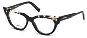 Köp eller förstora dena bild,  DSquared2 Eyewear  DQ5235-005.