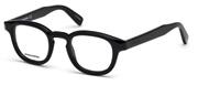 Köp eller förstora dena bild,  DSquared2 Eyewear  DQ5246-001.