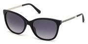 Köp eller förstora dena bild,  Swarovski Eyewear  SK0218-02B.