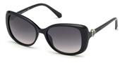 Köp eller förstora dena bild,  Swarovski Eyewear  SK0219-01B.